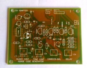 CW ,Generator ,Board
