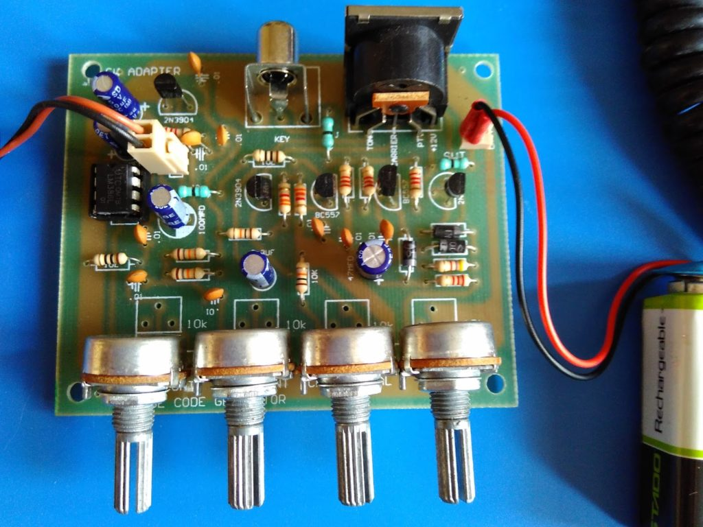 CW Tone Generator