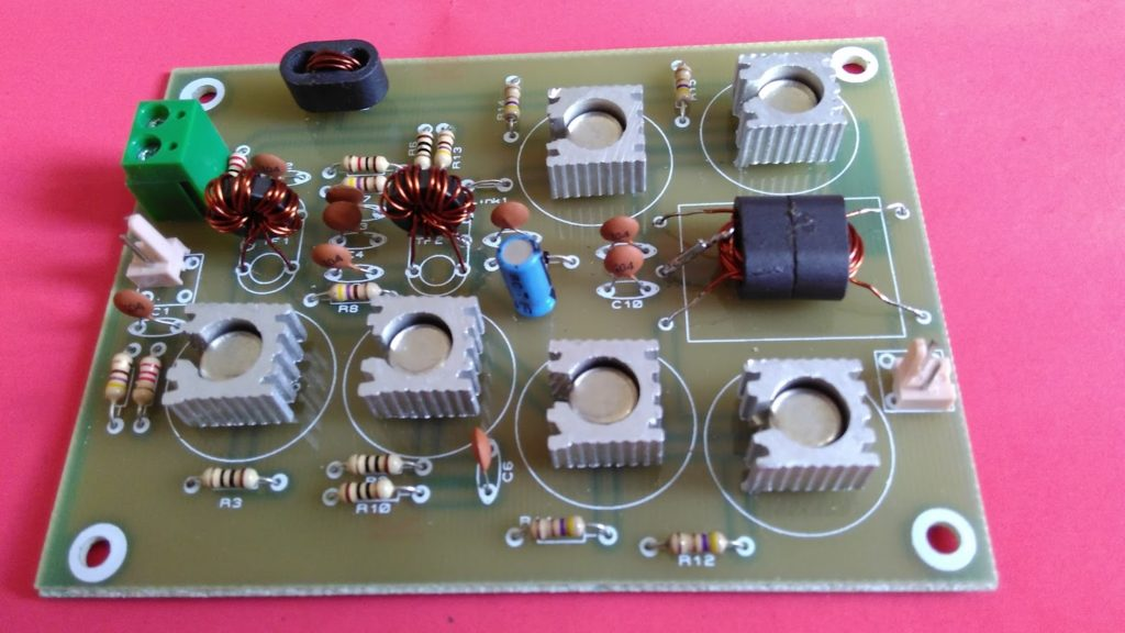JBOT Qrp Amplifer Kit