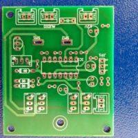 Automatic Gain Control PCB